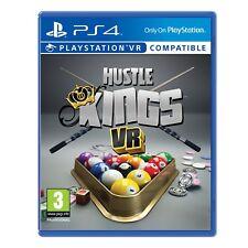 Hustle Kings VR Ps4 PlayStation 4