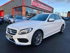 C-Class Saloon 10,000 to 24,999 miles Vehicle Mileage Cars