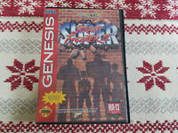 Super Street Fighter II 2 - Authentic - Sega Genesis - Case / Box Only!