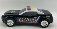 Tonka Rescue Force Police Car Vehicle Hasbro with Lights & Sound 11 inch Cruiser
