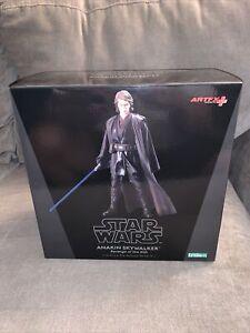 Kotobukiya Star Wars Revenge of The Sith Anakin Skywalker ARTFX+ Statue