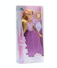 Disney Tangled Classic Doll with Pendant Rapunzel New with Box