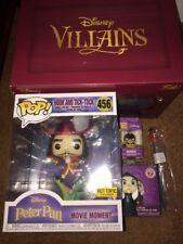 Funko Pop Disney Treasures Box Villains Hot Topic Exclusive (IN STOCK!)