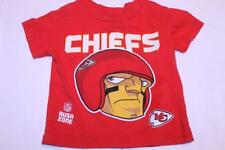 Toddler Kansas City Chiefs 2T Rush Zone T-Shirt Tee (Red) NFL Officially License