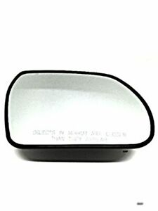 Fits 07-12 Hy Veracruz Mirror Glass w/ Holder Heated w/out Auto Dimming OE