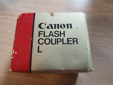 Canon Flash Coupler L for Vintage cameras