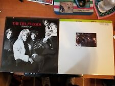The Del Fuegos: Lot Of Two 12 in LPs - Stand Up & Boston, Mass.