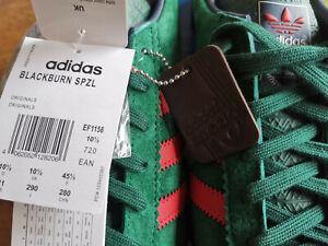 Adidas Originals Blackburn Spezial BNWT UK 10.5 EF1158 Originals Dead Stock
