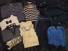 Baby Bekleidungspaket Junge 74/80 viele Marken 13 Teile Herbst tlw neuwertig