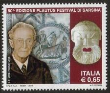 ITALY MNH 2010 The 50th Anniversary of the Plautus Festival
