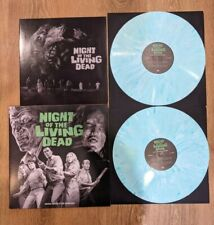 Night of the Living Dead soundtrack Waxwork Records Ghoul Green color vinyl