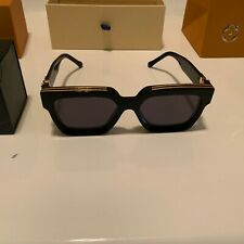 Louis Vuitton 1.1 Millionaires Sunglasses SS19 Black Z1165W