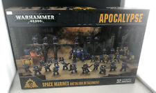 Warhammer 40K Primaris Space Marines Battalion Detachment Apocalypse Set Sealed
