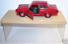 SUPERBE ELIGOR FORD CORTINA ROUGE FONCE 1965 REF 1102 IN BOX 1/43