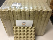 EGG TRAYS x 154  CARTONS CARDBOARD PACKAGING LARGE PACK SIZES CHICKEN DUCK HEN