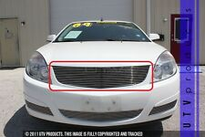 GTG 2007 - 2009 Saturn Aura 1PC Polished Replacement Upper Billet Grille Grill