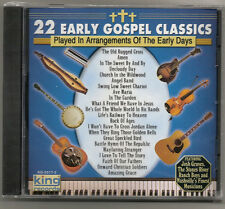"""22 EARLY GOSPEL CLASSICS, CD """"PLAYED IN ARRANGEMENTS OF THE EARLY DAYS"""" NEW"""