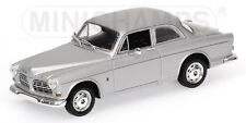 Volvo 121 Amazon 1966 silver 430171004 1/43 Minichamps
