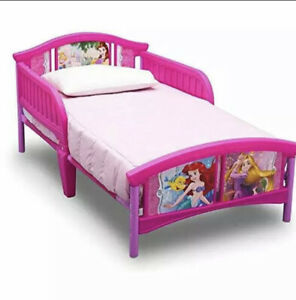 Delta Children Disney Princess Plastic Toddler Bed
