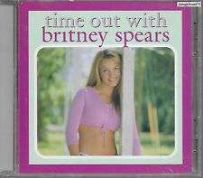 Britney Spears Time Out With Hong Kong VCD