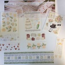 CREATIVE MEMORIES ORIGINAL WEDDING STICKER SHEET #12 BN