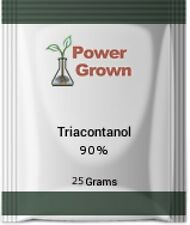 Triacontanol 99.2% Tech Grade 25 Grams With Instructions, Spoon and Rebates