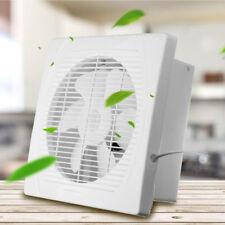 30W 8 inch Kitchen Bathroom Window Ceiling Wall Mount Ventilation Exhaust Fan
