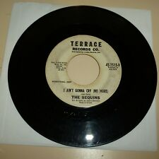 NORTHERN SOUL 45 RPM RECORD - THE SEQUINS - TERRACE 7515 - PROMO