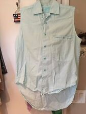 Ladies Blouse - Vintage - Sleeveless - Pre-owned - Size Medium or Possibly Large