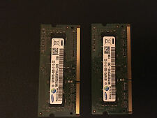 2 x 1GB RAM PC3 8500S Speicher für Apple MacBook, Mac Mini (2009)