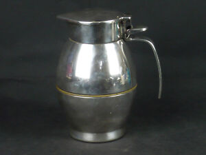 ISOLIERKANNE THERMOLORD WOLFGANG V. WERSIN 1956/58 ERHARD & SÖHNE 0,75L