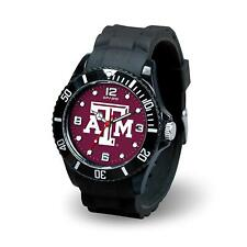Texas A&M Aggies NCAA Men's Black Sparo Spirit Watch