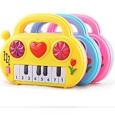 Baby Electronic Organ Musical Instrument Birthday Present Kid Wisdom Deveop #A