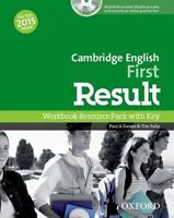 Cambridge English: First Result: Workbook Resource Pack with Key