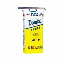 Domino Sugar, Granulated, 25-Pound Bags