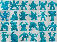 Monster In My Pocket -- Series 2 -- Neon Blue -- Cyan