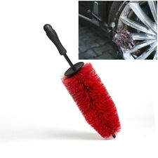 """18"""" Red Long Master Wheel Tire Brush Auto Detailing Tools Cleaning Brush Tools"""