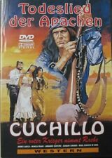 CUCHILLO  - TODESLIED DER APACHEN - DVD