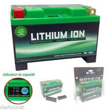 Batterie Moto Lithium Garantie YTX14H-BS pour APRILIA Caponord 1200 ETV 1000