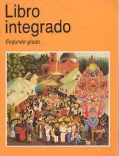 B004218NX4 Libro Integrado Segundo Grado