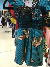 African Dress Kids Size 2-3 years