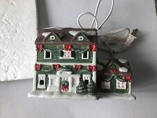 Liberty Bell Christmas -  Ceramics/Porcelain House