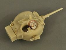 Verlinden 1/35 British Sherman Firefly Turret with Canvas Cover WWII [w/PE] 2530