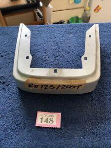 Yamaha RD125 200. Tailpiece Seat Trim #P148