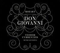 Teodor Currentzis - Mozart: Don Giovanni [CD]