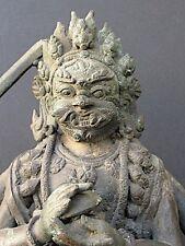 Ancien MAHAKALA en Bronze du TIBET