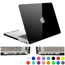 "Rubberized Shockproof Hard Case Cover for Macbook Air & Pro & Retina 11"" 13"" 15"""