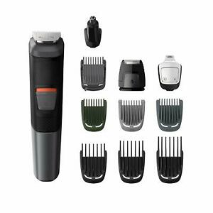 11-in-1 All-In-One Trimmer | Series 5000 Grooming Kit | For Beard & Hair