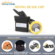 Minining Headamp KL8M(H) Explosion Proof Cap Lamp Waterproof lights for Hard hat