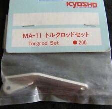 KYOSHO MAXXUM FF DAMPER STAY Set Nuovo con imballo MA6 vintage